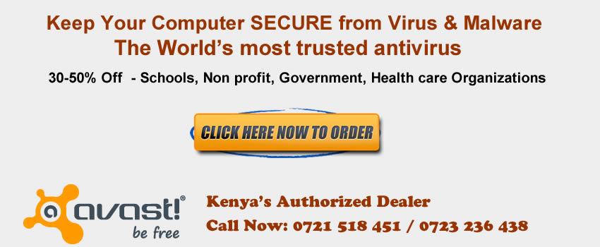Antivirus-Nairobi