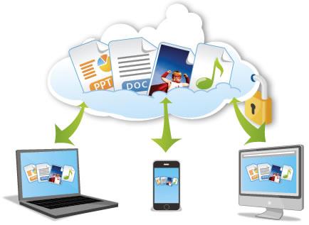 free-data-storage